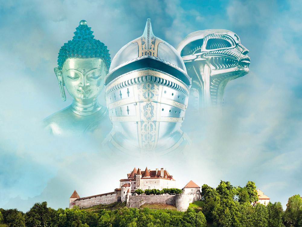 gruyères tourisme campagne publicité affichage portfolio projets